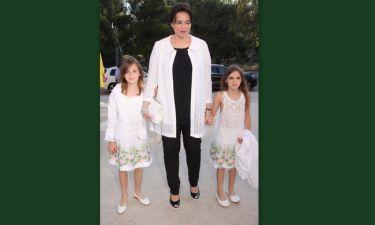 Δείτε πόσο μεγάλωσαν οι κόρες της Σήλιας Κριθαριώτη