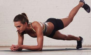The Plank Workout: Η 3λεπτη προπόνηση κοιλιακών που κάνει θαύματα!