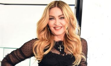 Η Madonna παίζει με το snapchat