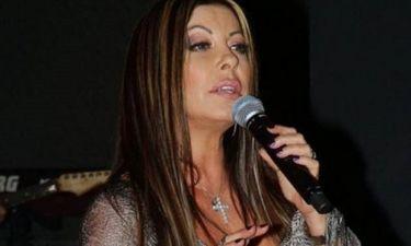 Άντζελα Δημητρίου: Δείτε ποιος τραγουδιστής βρέθηκε στο live της και τραγούδησαν παρέα