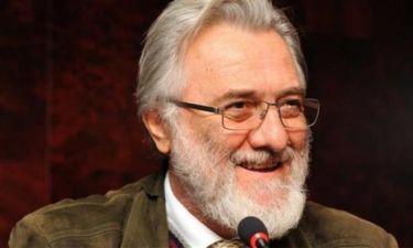 Γιάννης Σμαραγδής: Αυτός είναι ο λόγος που έκανε ταινία για τη ζωή του Νίκου Καζαντζάκη