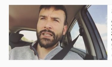 Παναγιώτης Ραφαηλίδης: Δείτε πως εύχεται «Καλή Ανάσταση»