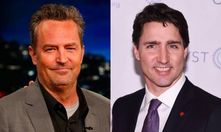 Ο «Chandler» από τα «Φιλαράκια» και το bullying στον Πρωθυπουργό του Καναδά