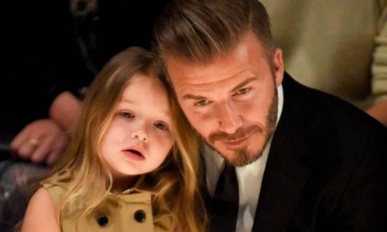 Φίρμα η κόρη του Beckham