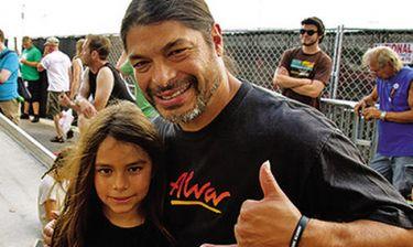 Μπασίστας 12 ετών στους Korn