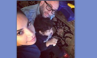 Μαριάντα Πιερίδη: Απολαμβάνει οικογενειακές στιγμές (φωτό)