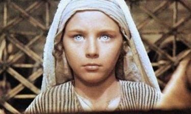 Απίστευτο. Δείτε πώς είναι σήμερα ο μικρός που έπαιζε τον Ιησού (Nassos blog)