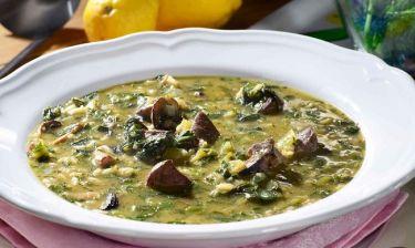 Είναι η μαγειρίτσα η πιο ωραία σούπα του πλανήτη;