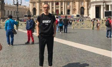 Πάσχα στην Ρώμη για τον Niklas Hult