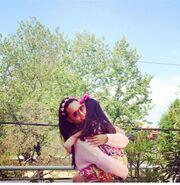 Όλγα Λαφαζάνη: Η τρυφερή φωτογραφία με την κόρη της και το μήνυμά της
