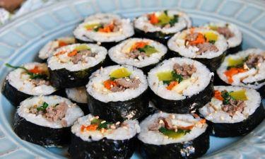 Πάσχα με Sushi για τους...