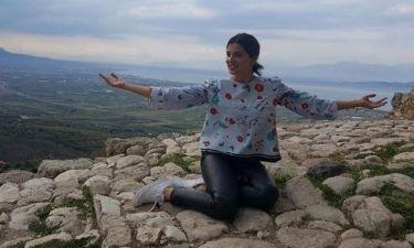 Σταματίνα Τσιμτσιλή: Nέες φωτό από τις Πασχαλινές διακοπές και το τρυφερό της μήνυμα!