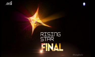 Rising Star: Η λαμπερή έναρξη του τελικού
