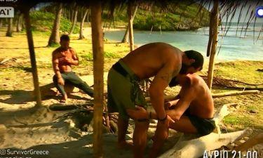 Survivor: Μετά την ψηφοφορία προς αποχώρηση, δείτε τι γίνεται στην παραλία των Διασήμων