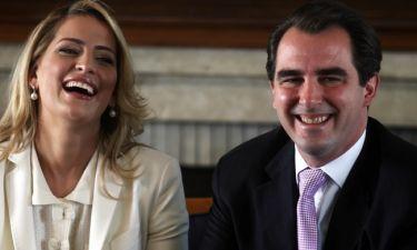 Πασχαλινή απόδραση στην Πάρο για τον Νικόλαο και την Τατιάνα