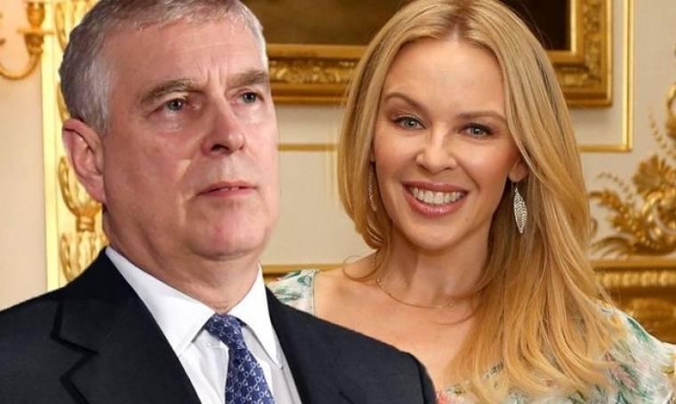 Kylie Minogue: Έχει κρυφή σχέση με τον πρίγκιπα Άντριου