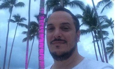Άκης Δείξιμος: Στον Άγιο Δομίνικο για το Survivor- Το μήνυμα για τα γενέθλιά του