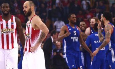Euroleague: Του… break το κάγκελο έγινε!
