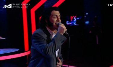 YFSF 4: Κέρδισε τις εντυπώσεις ο Χατζόπουλος μιμούμενος τον Σταμάτη Κόκοτα