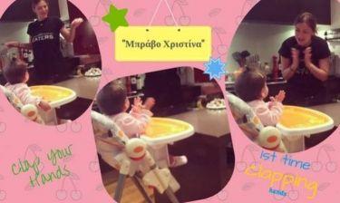 Despoina's little stories: «Παλαμάκια παίξετε και τα πιο νόστιμα τρουφάκια!»