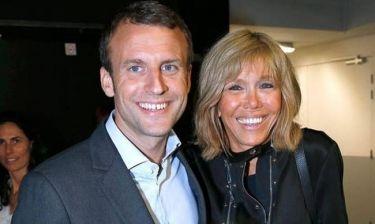 Εμάνουελ Μακρόν: Εκείνος 39 ετών, εκείνη 64: Το παράξενο ζευγάρι που θα κυβερνήσει τη Γαλλία (Pics)