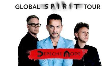 Οι θρυλικοί Depeche Mode ξανά στην Αθήνα