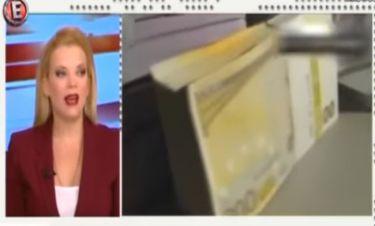 Η επική γκάφα στο δελτίο ειδήσεων του Ε που κάνει τον γύρο των social media