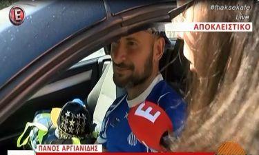 Survivor: Πάνος Αργιανίδης: «Μακάρι ο Ντάνος να είναι στον τελικό με τον Μάριο...»