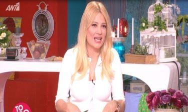 Το πρωινό: Το σχόλιο τηλεθεάτριας που άφησε άφωνη τη Σκορδά!