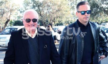 Γιώργος Πάντζας: Με τον γιο του στο γήπεδο