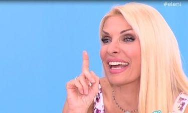 Έξαλλη η Ελένη: «Εάν έρθει χαρτάκι από το ραδιοτηλεοπτικό, εγώ θα πω δείτε 10 φορές τον διόρθωσα»!