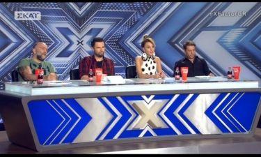 X-factor: Άφησε άφωνους τους κριτές όταν τους είπε ότι είναι... μέντιουμ- Πέρασε στην επόμενη φάση;