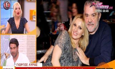 Γιώργος Λύρας: Μιλά πρώτη φορά για το σοβαρό τροχαίο ατύχημα που είχε και σοκάρει