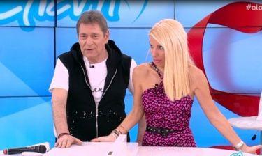 Η Ελένη Μενεγάκη «έδωσε στεγνά» on air τον Άγγελο Διονυσίου!