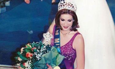 Ευγενία Λιμαντζάκη: Που είναι και τι κάνει σήμερα η Miss Hellas 1997