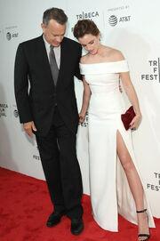 Tom Hanks-Emma Watson: Μαζί στο κόκκινο χαλί