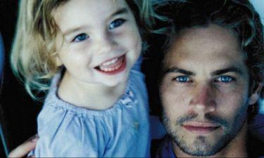 Η κόρη του Paul Walker έγινε 18 και είναι μια κούκλα
