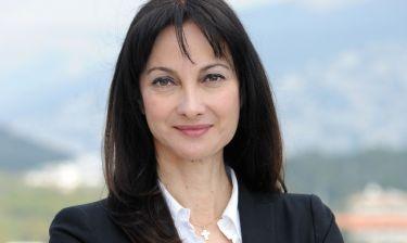 Η Έλενα Κουντουρά στην εκπομπή «Επτά»