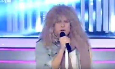 YFSF 4: Ο Άρης Μακρής εντυπωσίασε ως Jon Bon Jovi