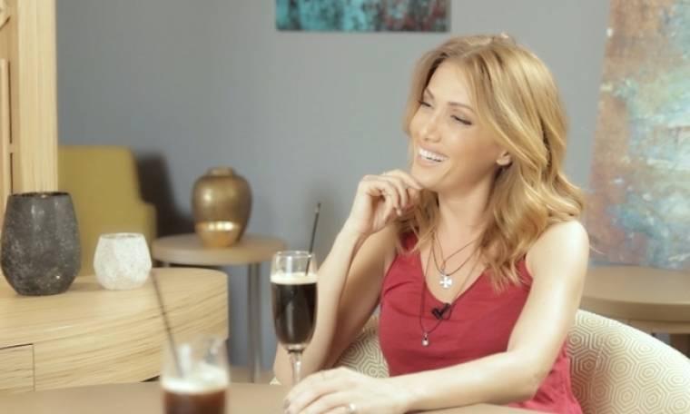 Στέλλα Καλλή: «Τελευταία μαγειρεύω στο σπίτι γιατί ζω με έναν άνθρωπο»