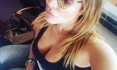 Ποια ανορεξία; Aπό το Fame story βάζει φωτιά στη Λάρισα με το μπούστο της (Nassos blog)