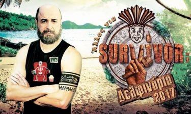 Survivor και ο… Μάρκος Σεφερλής