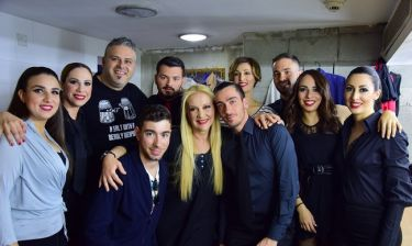 Η Έλντα Πανοπούλου μάγεψε και την Κύπρο