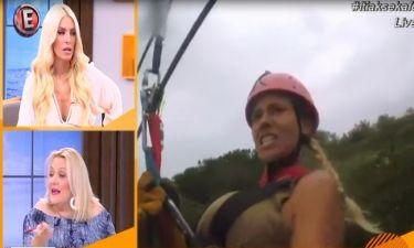 Survivor: Απίστευτα «βέλη» κατά της Λάουρας: Φοβάται τα ύψη στα αγωνίσματα, αλλά το ξεχνά όταν...