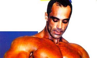 Βασίλης Γρίβας: Αυτός είναι ο μπράβος και αθλητής του body building που δολοφόνησαν έξω από δημοτικό