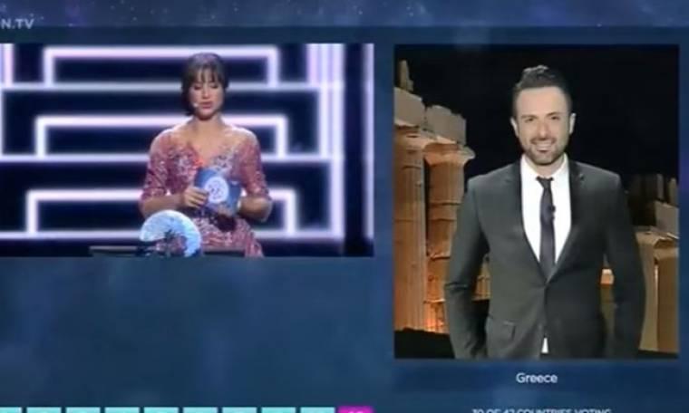 Eurovision 2017: Ο Κωνσταντίνος Χριστοφόρου θα ανακοινώσει και φέτος τις ψήφους της Ελλάδος
