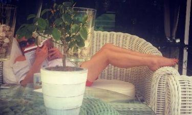 Ρούλα Κορομηλά: Χαλαρώνει και αναστατώνει το instagram!