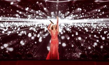 Eurovision 2017: Φωτιά στα κόκκινα η εκπρόσωπος της Γεωργίας