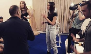 Eurovision 2017: Demy: Δείτε την λίγο πριν την δεύτερη πρόβα της