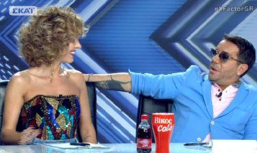 The X-Factor: Τάμτα σε Μαζωνάκη: «Άκουσε ρε την παλιά…»